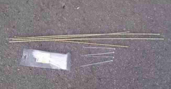 Хомуты для вязки стеклопластиковой арматуры