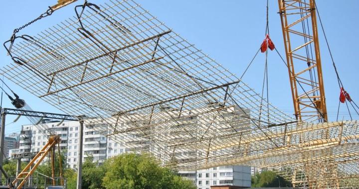Применение композитной арматуры в строительстве мостов
