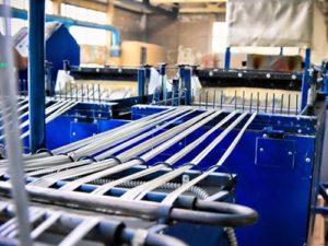 Завод по производству композитной арматуры