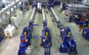 Завод по производству стеклопластиковой арматуры