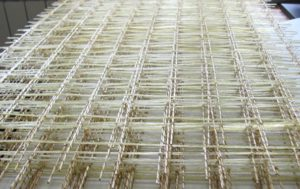 Стеклопластиковая сетка для дорожных и строительных работ
