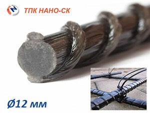 Базальтовая арматура 12 мм