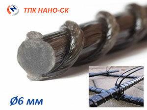 Базальтовая арматура 6 мм