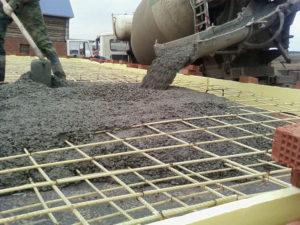 Применение композитной арматуры в бетонных конструкциях