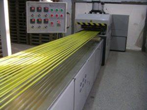 Производство композитной арматуры
